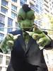 The claws of Komos! (1) (C_Oliver) Tags: usa america newyork manhattan eastendavenue komos komododragon fursuit costume claws fursuiter artslave joestrike reptile lizard lizardman medallion mohawk
