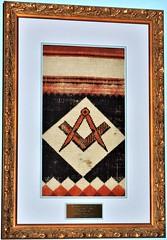 (Will S.) Tags: masonic mypics masonictemple carletonplace ontario canada freemasons masonry lodge wallhanging decoration squareandcompass poem