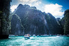 20171114 DSC_3679 6000 x 4000 (Kurukkans) Tags: kurukkans krabi thailand sea beautifulplace water monkey tourists islands speedboat boats