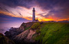 Pigeon LightHouse (Simon Huynh) Tags: pigeonpointlighthouse sunset santacruz highway1 halfmoonbay