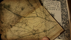 In search of........ (PentlandPirate of the North) Tags: incas mayans southamerica mexico peru book maps travel explore conquest