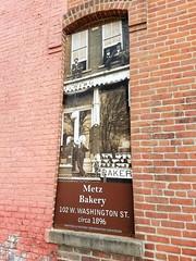100 S. Charter, N. side of Bldg, Drug Store, Monticello, IL 20170916-6 (RLWisegarver) Tags: piatt county history monticello illinois usa il