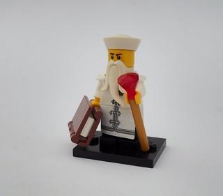 Oleander Priest