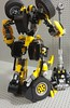 Back Detailing (Maqdaddio) Tags: transformers lego bionicle mecha robot constructicon decepticon autobot vehicle tractor countrymusic female moc