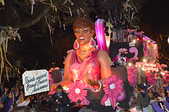 For the Cause (BKHagar *Kim*) Tags: bkhagar bacchus kreweofbacchus krewe parade night float people crowd neworleans nola la uptown napoleon party street