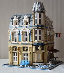 10214alternative(low) (InyongLee) Tags: lego design moc modular legomodular legobuilding legoalternate legoalternative lego10214 legotowerbridge cornerbuilding legocornermodular cornermodular legomuseum legobakery legomoc 레고 レゴ