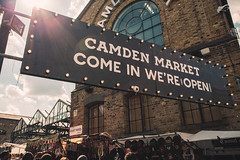 Camden Town (georgeant) Tags: london england uk unitedkingdom greatbritain angleterre londres bigben westminster abbey buckingham palace city londoneye thames river soho harrypotter wb warnerbros studios cathedral piccadillycircus towerbridge camden market queenswalk greenwich