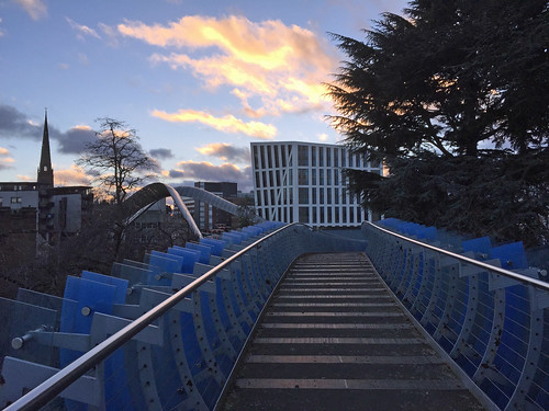 Glass Bridge, Coventry