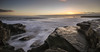 Mind the Gap (ianbrodie1) Tags: seaton sluice sea seascape coast coastline leefilters sunrise rocks longexposure ocean north east nikond750 lighthouse