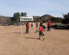 041 We Have A Winner (saschmitz_earthlink_net) Tags: 2018 california orienteering vasquezrocks aguadulce losangelescounty laoc losangelesorienteeringclub