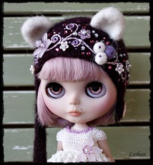 """New """"Kitty Set"""" for Neo Blythe"""
