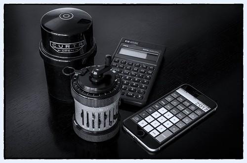Portable Calculator image