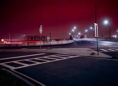 Near RR Station, Secaucus NJ-2 (Steve Fretz) Tags: