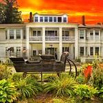 Hillside Lodge - Gaslight Village - Wyoming County -  New York - Main Entrance thumbnail