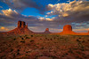 Colors of monument valley (dannygreyton) Tags: monumentvalley usa utah landscape desert nature nationalpark wildwest fujifilmxt2 fujinon1024mm fujifilm mountains roadtrip sunset