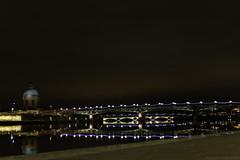 Toulouse Hôpital La Grave pont Saint-Pierre et pont des Catalans (Philippe Renauld) Tags: toulouse hôpital la grave pont saintpierre catalans occitanie france fr hautegaronne garonne