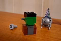 Frankie (th_squirrel) Tags: lego frankenstein electricity bolt abs builder challenge