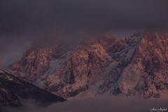Ultime Lumière (jessmuch1) Tags: nature landscape sun mountains sunset snow chamonix aiguille