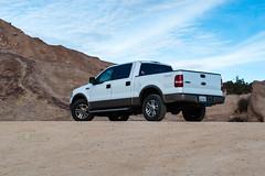 Vasquez Rocks-9 (Diving Pete) Tags: california fordf150 intobeyondphotography location pickup usa vasquezrocks vehicle