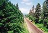 4449-1 (Flight Idle) Tags: southernpacific 4449 columbiarivergorge railroadhistory steam sp4449 daylight