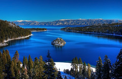 Lake Tahoe Summer and Winter Time Vacation Guide (Precision Ideas) Tags: lake tahoe mountain lanscape mountainside