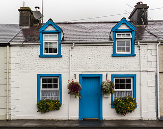 Ireland - Cong - Traditional House