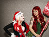 X-Mas Harley and Ivy (greyloch) Tags: animeusa cosplay costumes harleyquinn poisonivy 2017 niksoftware canonrebelt6s washingtondc dccomics comicbookcharacter comicbookcostume fanboycrush