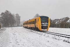 NSM 3426, Doetinchem (Dennis te D) Tags: dm90 3426 nsm buffel ns zwolle blerick doetinchem sneeuw