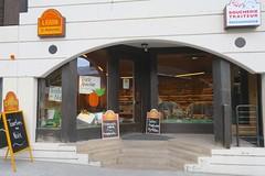 awarded pastry shop (Riex) Tags: magasin shop enseigne vitrine boulangerie pastryshop patisserie salamin grimentz anniviers valdanniviers valais wallis suisse switzerland schweiz g9x