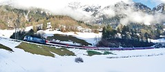 Alpen Express Ski Train 9901_MRCE 182521_Braz, Austria_231217_01 (DS 90008) Tags: alpenexpress mrce taurus class182 182521 train holland locomotive braz austria skispecial bludenz rollingstock