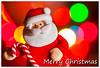 Santa Bokeh (EddieAC) Tags: macromondays memberschoicebokeh light blur santa colour bokeh christmas