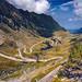 Transfagarasan road...