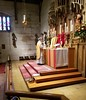 Christmastide 2017-2018 (Saint John's Church, Passaic, New Jersey) Tags: saintjohnschurchpassaicnewjerseyusa episcopal episcopales anglican anglicanos anglocatholic anglocatolicos sungmass misacantada altar chasuble casulla incense incienso