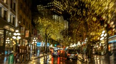 Please don't drink and drive ! (Christie : Colour & Light Collection) Tags: dontdrinkanddrive arrivealive happynewyear 2018 newbeginnings prosperity monetstyle besafe drivesafe health happiness love lights art motion drunk drinking alcohol blurredvision inebriated downtown vancouver rain trees
