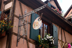 Vacances_0298 (Joanbrebo) Tags: alsace hautrhin riquewihr grandest francia fr canoneos80d eosd efs1855mmf3556isstm autofocus signs letrero