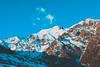 Freddo (theofficialcarena) Tags: freddo montagna teal tealandorange nikon nikkor vivitar 24mm azzurro snow capodanno newyear tree
