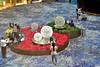 Changi Airport (chooyutshing) Tags: glassdandelions sculpture display louisvuittonduplex centralplazza crystalgarden transithall terminal3 changiairport singapore