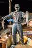 Night Fishing (Thomas Hawk) Tags: baja bajacalifornia cabo cabosanlucas loscabos mexico fisherman fishing sculpture vacation fav10
