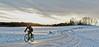 Winter morning (olamorken) Tags: canon 1dxmk2 bikerider fuji winter cold strava oakley wintermorning kalas