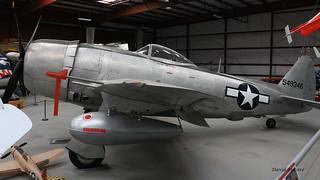 Republic P-47D Thunderbold n° 399-55885 ~ N3152D / 549346