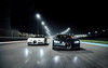 Double Trouble. (Alex Penfold) Tags: bugatti chiron white supercars supercar carbon fibre super car cars autos alex penfold 2017 yas marina abu dhabi uae middle east