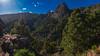 Roque de Ojila (Jörg Bergmann) Tags: camino islascanarias lagomera lalaja roqueagando roquedeojila canarias canaryislands españa gf7 gomera hiking landscape lumix m43 mft nature panasonic path senderismo spain stitched travel vacation wandern 1232mm