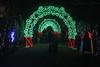 Winter Promenad (skipmoore) Tags: celebrationoftheoaks citypark neworleans promenade arches led lights christmas