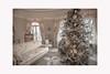I dream of white Christmas  (Pittock Mansion) (Krasne oci) Tags: pittockmansion christmastree christmas whitedecor silver white interior historichome evabartos whitechristmas vanoce antiquefurnishings classy elegant