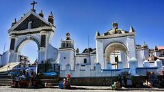 Basilica de Copacabana - Bolivia (Miradortigre) Tags: copacabana bolivia basilica church