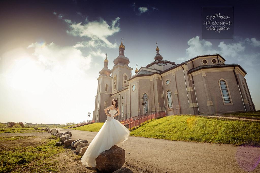 海外婚紗,婚禮,攝影,自助旅拍,國外,寫真,加拿大,Cathedral of the Transfiguration