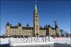 Canada 150 - December 31 2017 (Dan Dewan) Tags: december blue 2017 building canon7dmarkii canada150 sunday ontario parliamenthill canon ottawa dandewan colour