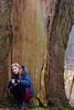By the old oak (Thomas Roland) Tags: skov forest tree trees træer old oak eg trunk fallen colourful landscape landskab landschaft lolland denmark danmark hamborgskoven sundby nykøbing ingeborg january winter vinter cold grey green dark dull
