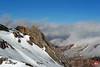North Face (YellowSingle 单黄) Tags: north face couchet peak snow pyrénées mountains winter ski touring hiking