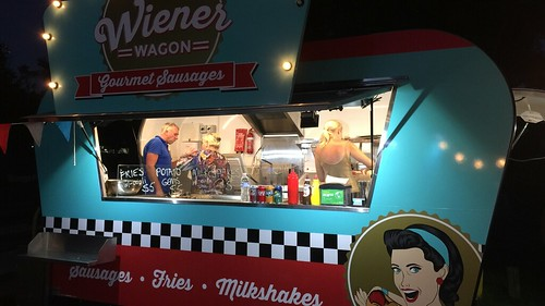 The Weiner Wagon, Brisbane, Australia